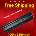 5200 MAH Laptop Battery For HP 2000 2000z-100 2000z-300 430 431 435 62-404NR 630 631 635 636 Notebook PC