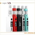 Caixa de Cigarro eletrônico Mod Vape Tempestade V80 80 W 2200 mah Erva Seca OLED 4.5 ml Tanque Vaporizador/Cera Queimadura/E Cig Vape Caneta VS Snoop cão