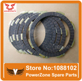 ZONGSHEN CB250 250cc  Engine  Clutch Friction Plate Fit To Most Motorcycle Dirtbike ATV Quad Parts Free Shipping