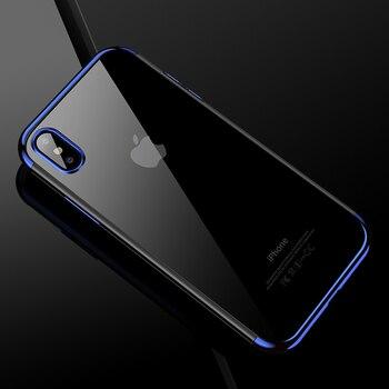iPhone Xs Transparent Case