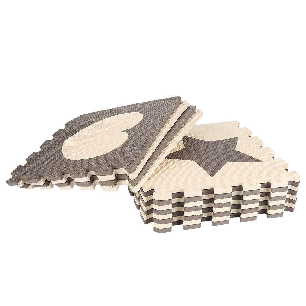 12Pcs 30X30cm Baby Playmats Floor Puzzle Mats For Children EVA Foam Carpet Kids Development Indoor Activity Soft Drag Play Game
