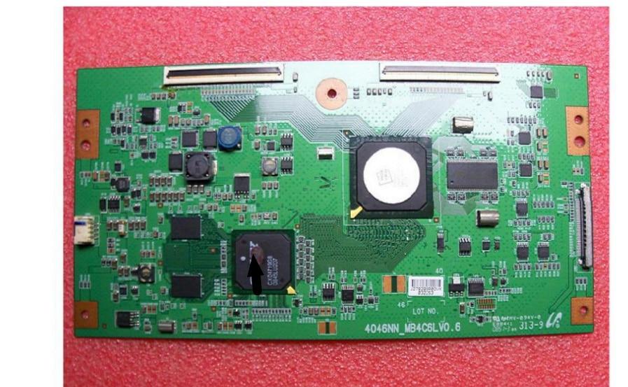 Placa Lógica Impressora Kdl-40w5500 T-con Conectar Bordo Lcd 4046nn_mb4c6lv0.6 fo