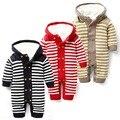 Новейший осенне-зимний хлопковый комбинезон для новорожденных  комбинезон  одежда для альпинизма  модели для мальчиков и девочек  детский в...