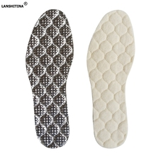Wool Warm Shoes Insoles Thermal Insulation Shoe Pad Accessories