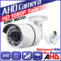 Ahd 720P 960P 1080p Hd CCTV Camera Security Surveillance Outdoor Waterproof IP66 Infrared Night Vision Color
