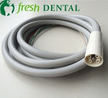 Gigi Gigi pipa untuk Scaler ultrasonik menangani ekor LED serat optik kawat menangani bahan gigi umum EMS