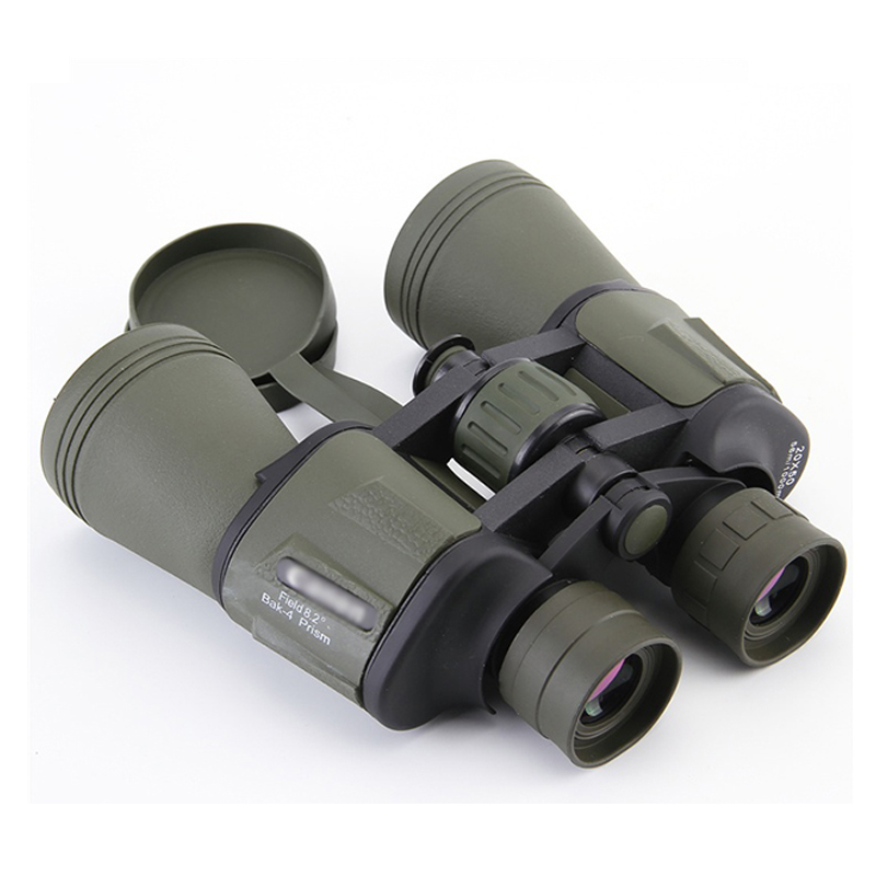 20*50 high magnification long range zoom hunting telescope wide angle professional binoculars high definition 4