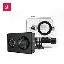 YI 1080 P Action Kamera High-definition 16.0MP 155 Grad Winkel 3d-rauschunterdrückung Internationale Ausgabe Schwarz und Weiß