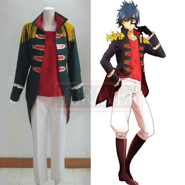 Katekyo Hitman Reborn! Demon Spade Vongola Mist Guardian Cosplay Costume Halloween Costumes  sc 1 st  AliExpress.com : hitman costumes  - Germanpascual.Com
