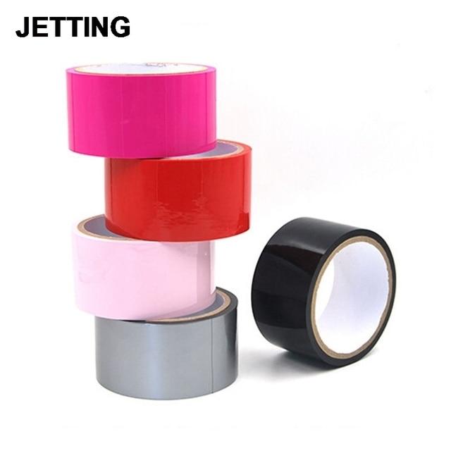 Fetish tape plasticwrap images 570