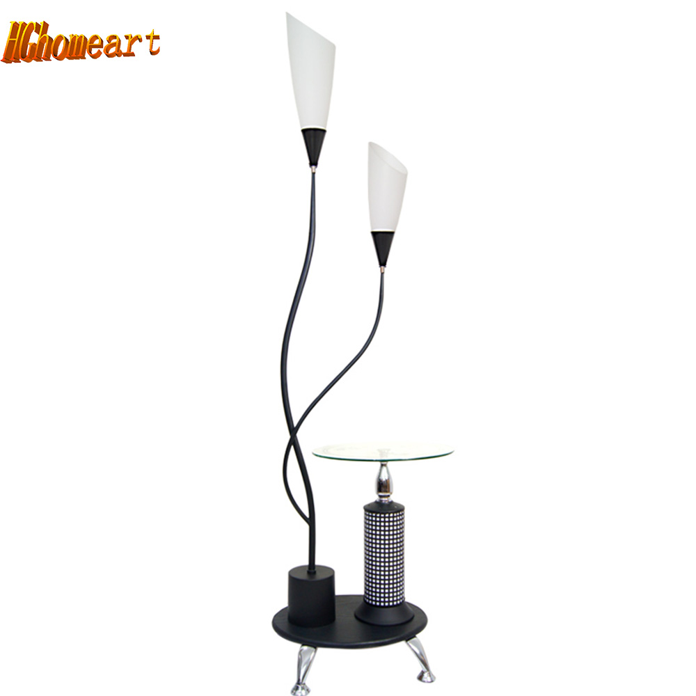 Led Coffee Table Modern Floor Lamps for Living Room Luminaria Black Lighting Iron Tripod Floor Lights Decor Standing Lamps modern wood table floor lamp living room bedroom study standing lamps fabric decor home lights wooden floor standing lights