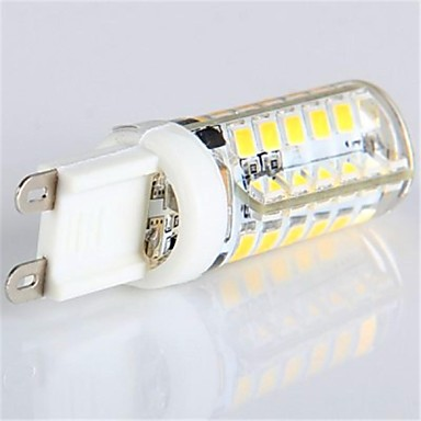 Купить с кэшбэком 10pcs G9 2835 48LED 4W Lamp corn led Corn Bulbs led Bulb Lamp High Power 360 Degree Replace Halogen Lamp  Spotlight lamp 220V