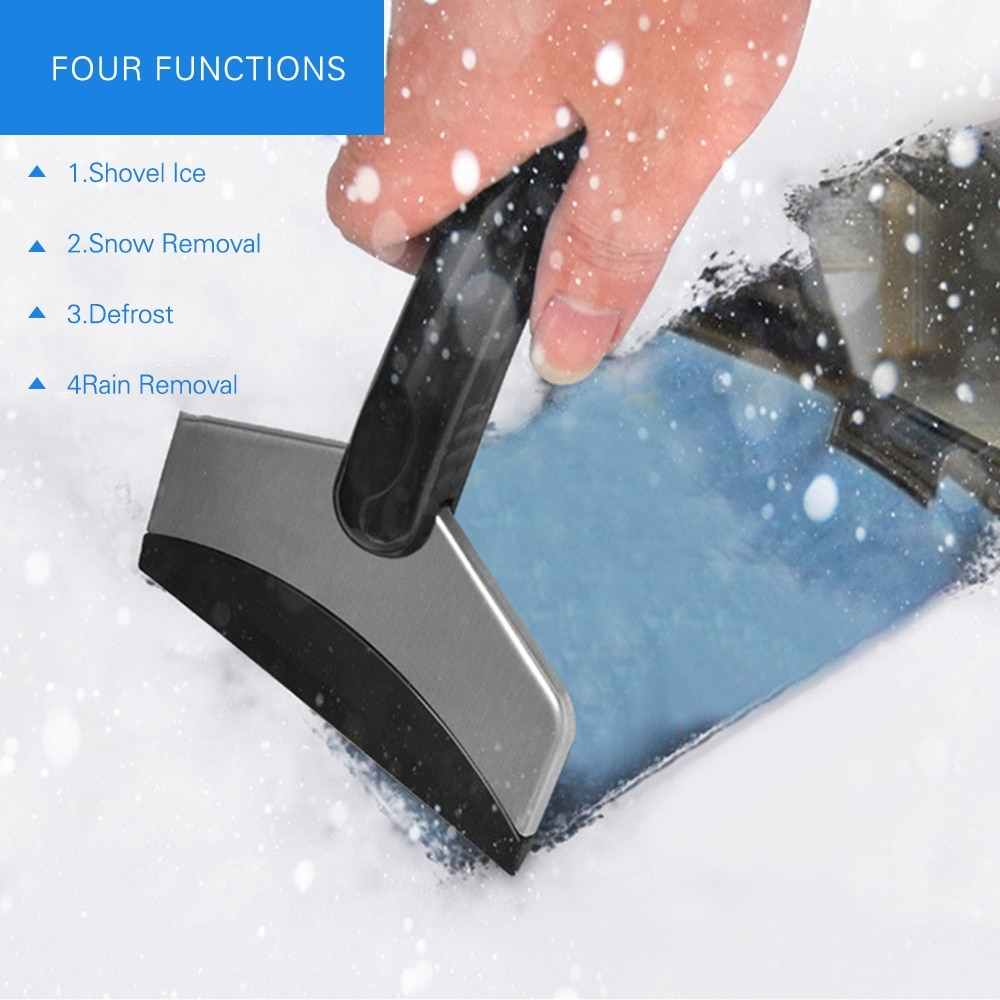 New Sale Snow Ice Deicing Scraper Shovel Car Windshield Cleaning & Winter Deicing Snow Removal Scraper Ice Shovel