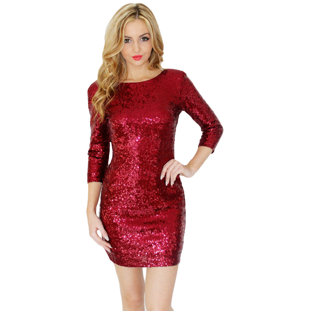 Sequin Dresses For Cheap