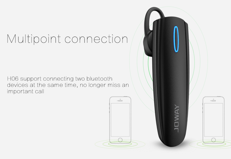 Original Joway H06 Wireless 4.1 Earphone Bluetooth Headset Sport Headphones With Microphone For Iphone Sumsung Xiaomi LG HUAWEI remax 2 in1 mini bluetooth 4 0 headphones usb car charger dock wireless car headset bluetooth earphone for iphone 7 6s android