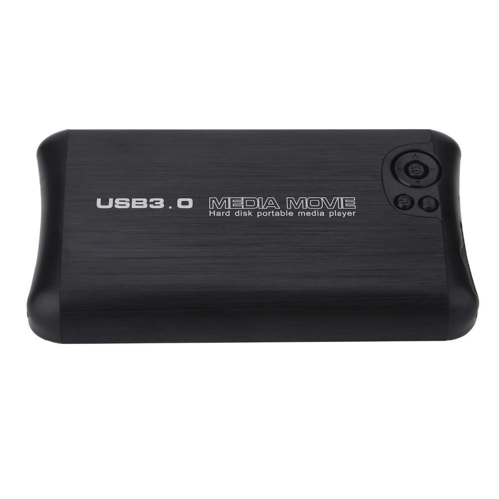 все цены на USB3.0 Full HD 1080P Media Player Support 1000GB 2.5