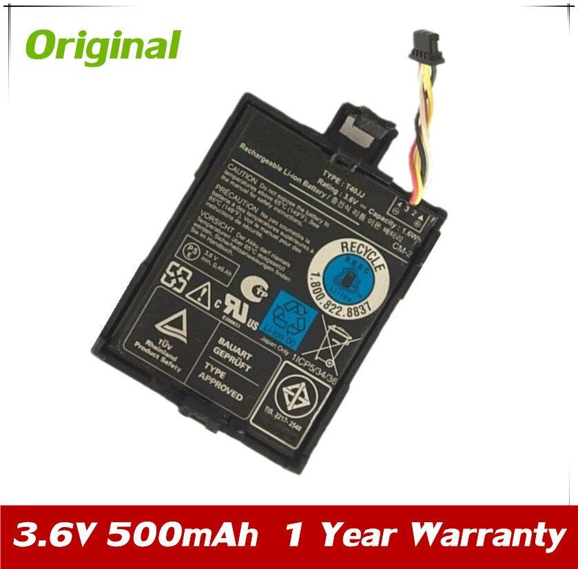 US $26 59 5% OFF|JPYUASA 3 6V 1 6Wh 500mAh Original 70K80 H132V T40JJ  Laptop Battery For DELL PERC RAID H710 H710P H730 H810 H830-in Laptop  Batteries