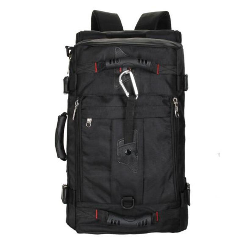 """ลำลองสำหรับบุรุษกระเป๋าไนลอนกันน้ำถุงแล็ปท็อปกระเป๋าเป้สะพายหลังมัลติฟังก์ชั่พรางกระเป๋าผู้ชายกองทัพรวมกัน15.6""""-ใน กระเป๋านักเรียน จาก สัมภาระและกระเป๋า บน AliExpress - 11.11_สิบเอ็ด สิบเอ็ดวันคนโสด 1"""