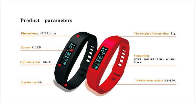 Intelligent-Motion-Bracelet-Smart-Sport-Bracelet-Chic-Bluetooth-Smart-Healthy-Bracelet-Sleep-step-counter-Silicone-Wristband (1)