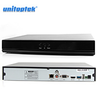 Video Surveillance 24CH NVR 1080P Or 32Ch 960P Or 16Ch 3MP Or 8Ch 5MP With