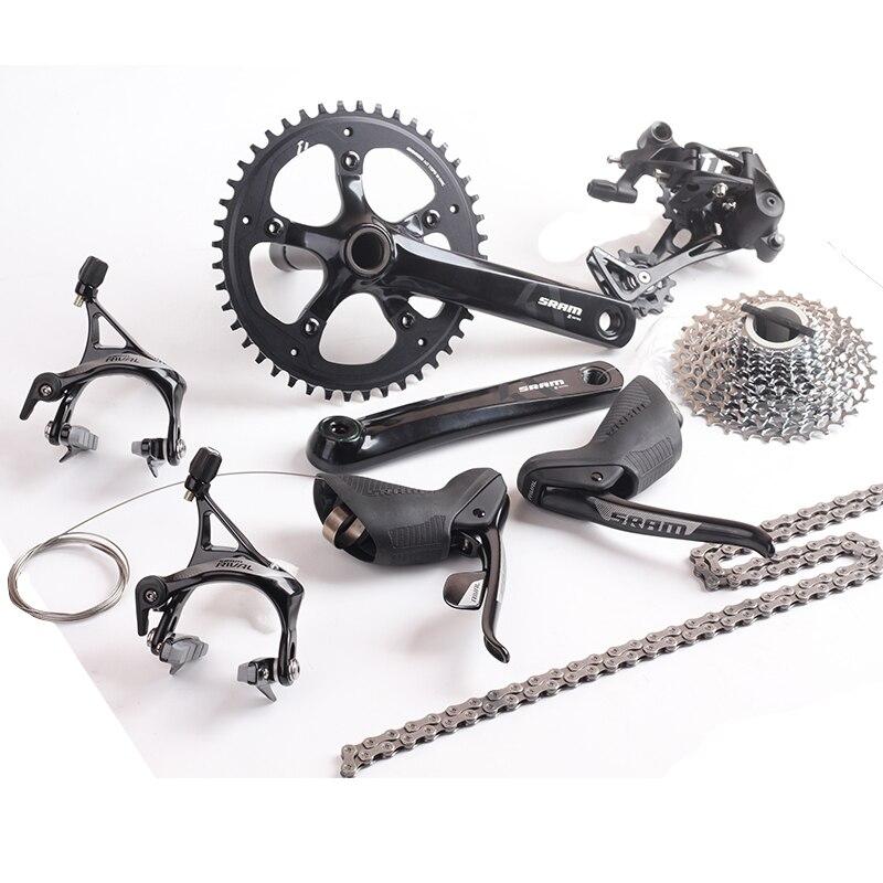 SRAM RIVAL 1 APEX 1 11s 1x11 Speed Road Bike Groupset Kit FC S350 44T 11
