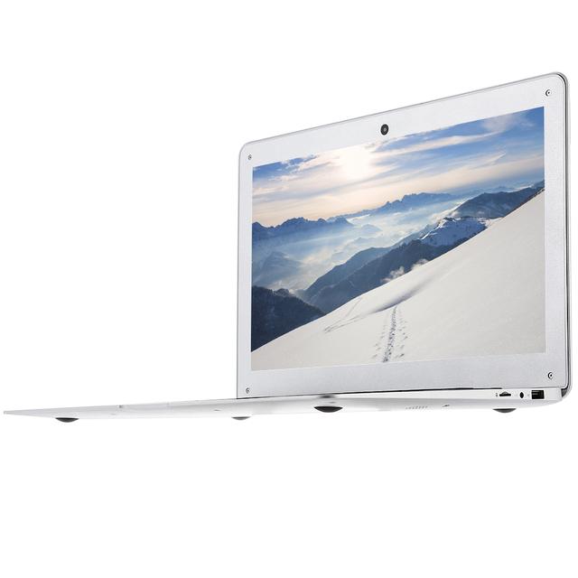 Jumper Ezbook 2 Ultrabook Laptop Windows 10 Home Intel Cherry Trail X5-Z8300 Quad Core 1.44GHz 4GB+64GB HDMI 14.1 inch Notebook