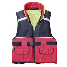 Adult buoyancy professional foam swimming portable vest fishing suit horse armor non life jacket