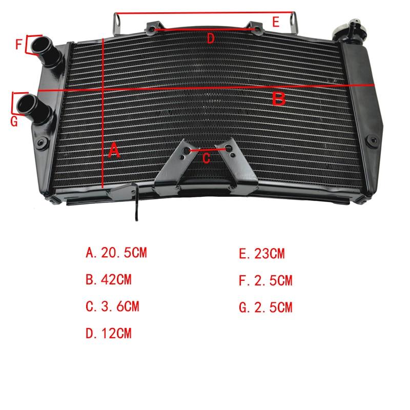 Motorcycle Aluminium Cooling Radiator For DUCATI 2008-2011 848 1098 1098S 1098R 1198 1198S 08 09 10 11Motorcycle Aluminium Cooling Radiator For DUCATI 2008-2011 848 1098 1098S 1098R 1198 1198S 08 09 10 11