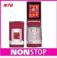 Teléfono móvil Nokia N76, desbloqueado 2MP Jave Bluetooth