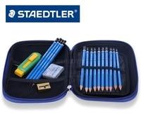 STAEDTLER 100 SET2 Drawing Pencil Set School Stationery Office Art Supplies Sketch Pencils Papelaria School Supplies Pencils