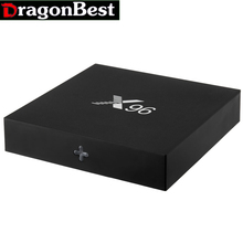 2G 16G X96 Smart TV Box Android 6.0 Amlogic S905X Quad core HDMI 2.0 4K 2K Internet TV Box WifiMedia Player