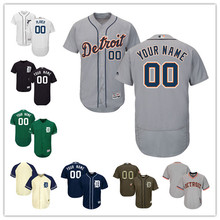 3c49abaa MLB Custom Men's Detroit Tigers Players Weekend Father's Day Jersey Size XS -6XL