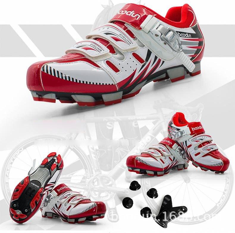 sapatos de corrida de bicicleta mtb sapatos