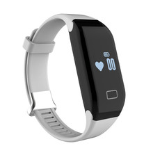 H3 Smart Bluetooth Band Heart Rate Pedometer Sleep Monitor Sporting Wearable Devices Smartwatch Bracelet For IOS