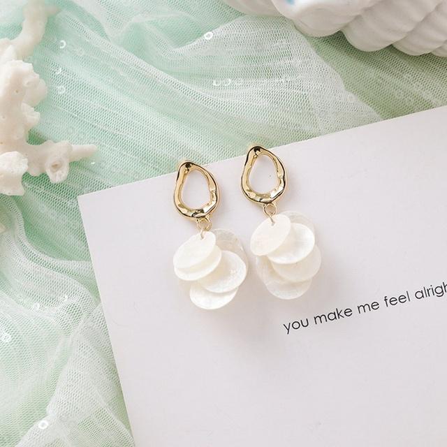 Sweet Shell Earrings