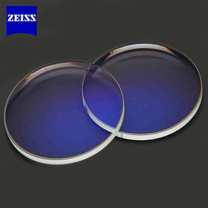 Image 2 - ZEISS DuraVision Blue Protect Lenses 1.50 1.56 1.60 1.67 1.74 Blue Light Blocking  Lenses Gaming Computer Working Glasses 1 Pair