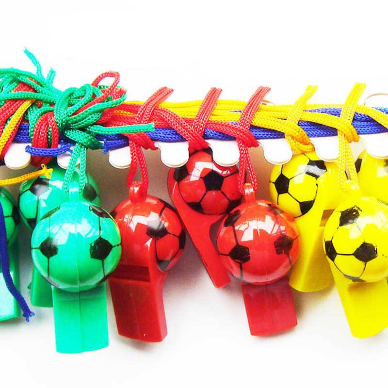 Детский Пластиковый спортивный свисток без косточек, пластиковый свисток для профессионального футбола, баскетбольный судья, свисток для спорта на открытом воздухе