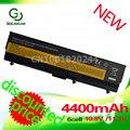 Golooloo bateria para lenovo thinkpad edge l410 t410 t420 t520 l420 T510 E40 E50 L412 L421 L510 L512 L520 SL410 SL510 W510 W520