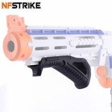 NFstrike Umgebautes Zubehör von PSG Grip für NERF Nylon Grip für NERF mit 21mm Führungsschiene