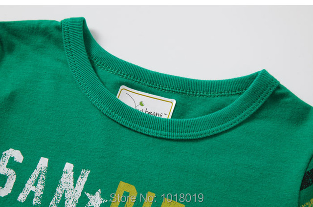 New 2018 Brand Quality 100% Cotton Baby Boys t shirts Children Clothing Long Sleeve Bebe Boys Clothes t-Shirt Kids Underwear Boy