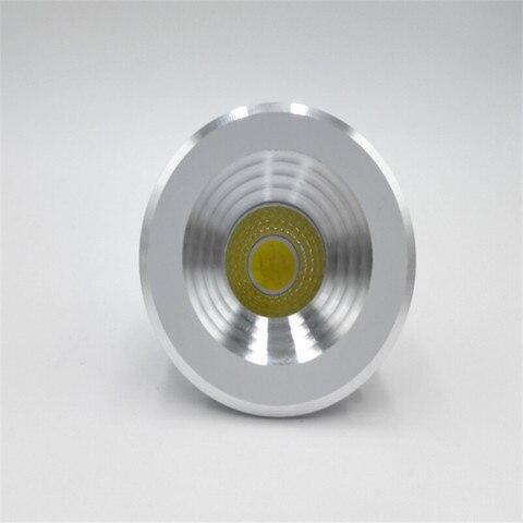 pode ser escurecido ac85 265v 5 w levou spot light mini led downlight gabinete branco