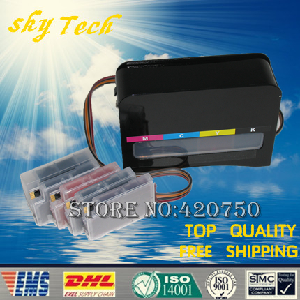 Full Dye Ink CISS Suit for HP932 HP933 , Suit for HP officejet 6100 6600 6700 7110 7610 7612 Etc , with ARC chips free shipping by dhl 4colors full ink ciss suit for brother lc950 lc900 lc47 lc09 series ink cartridge suit for dcp 115c