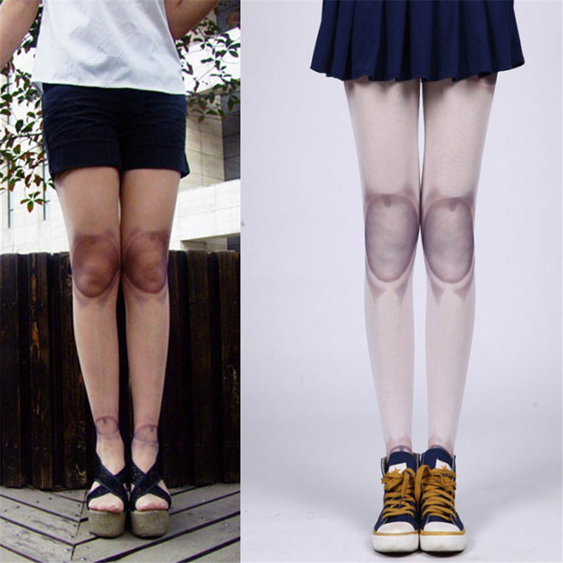 MUQGEW 2017 Korean 20D 80D Women Jointed Doll Tights Pantyhose Cosplay Joint Calcetines mujer Top Quality