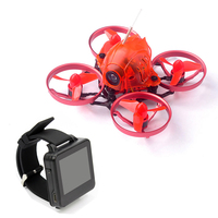 Snapper6 BNF Bwhoop Brushless Racer Drone Tiny 65mm With FPV 2 Inch 5.8G 40CH HD Watch Frsky / Flysky Receiver RX