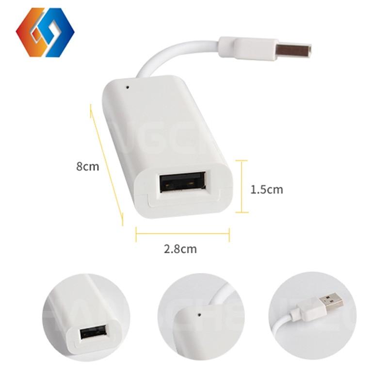 Nouvelle génération USB CarPlay Dongle pour Android multimédia GPS Radio avec micro intégré Siri commande vocale CarPlay et Android Auto
