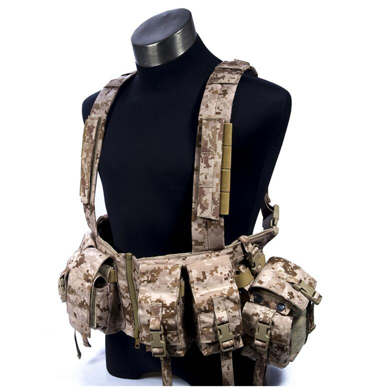 In Stock FLYYE Genuine MOLLE  Tactical LBT 1961G Band Military Tactical Vest  VT-C014
