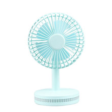Colorful Mini USB Night Light Rechargeable Air Cooling Fan Clip Desk Dual Use Home Student Dormitory Bedside Portable
