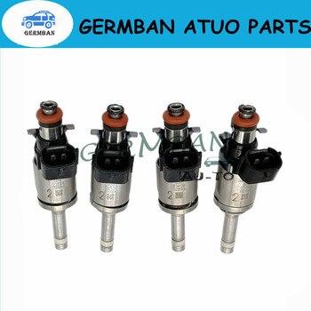 4PCS/LOT Fuel Injectors For 13-17 Honda Accord CR-V Acura TLX ILX No#16450-5LA-A01 164505LAA01