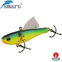 цена Smart VIB Hard Bait 65mm16.8g Sinking Fishing Lure Iscas Artificiais Para Pesca Em Rio Peche Crankbaits Wobbler for Carp Fishing онлайн в 2017 году