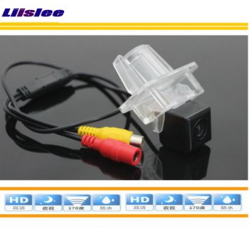 "Liislee For Mercedes Benz CL500 CL600 CL55 CL63 CL65 4.3"" LCD Monitor + Car Rearview Back Camera = 2 in 1 Car Parking System"